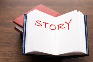 GCLabのストーリー